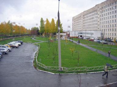 Клиническая больница 3 г челябинск